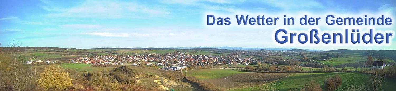 Wetter in der Gemeinde Großenlüder